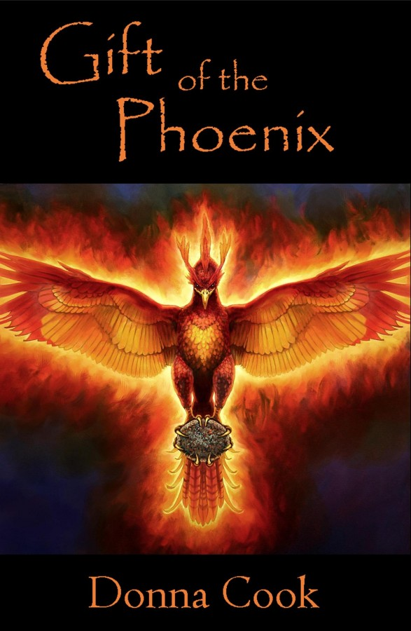Gift of the Phoenix Cover RGB
