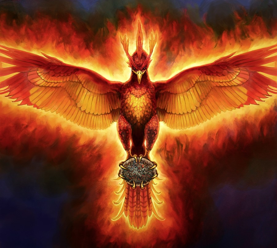 Gift of the Phoenix book cover Donna Cook Kevin McCain