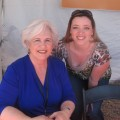 Nancy_Turner_and_Donna_Cook_at_Tucson_Festival_of_Books_small