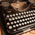 donna cook editor typewriter