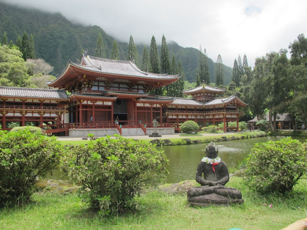 Byodo-In Temple Oahu