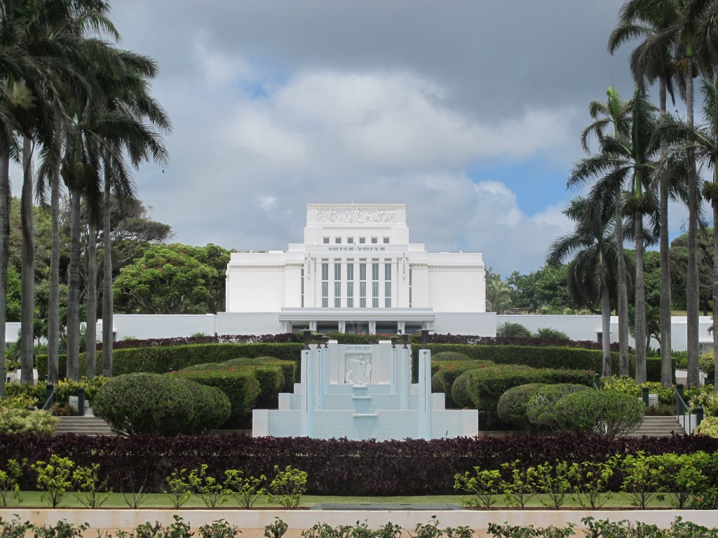 LDS Hawaii temple