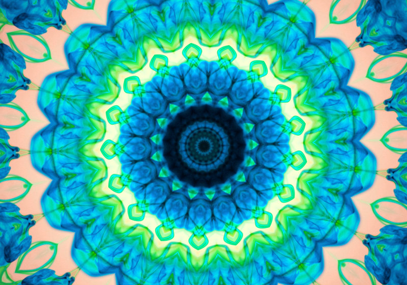 kaleidoscope-blue-liquid-green-smoke-radial-circle-small
