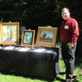 Kevin McCain Art in the Garden Show